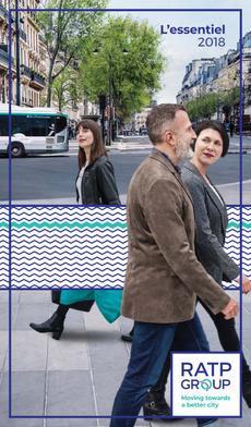 """Couverture - """"L'essentiel 2018"""""""